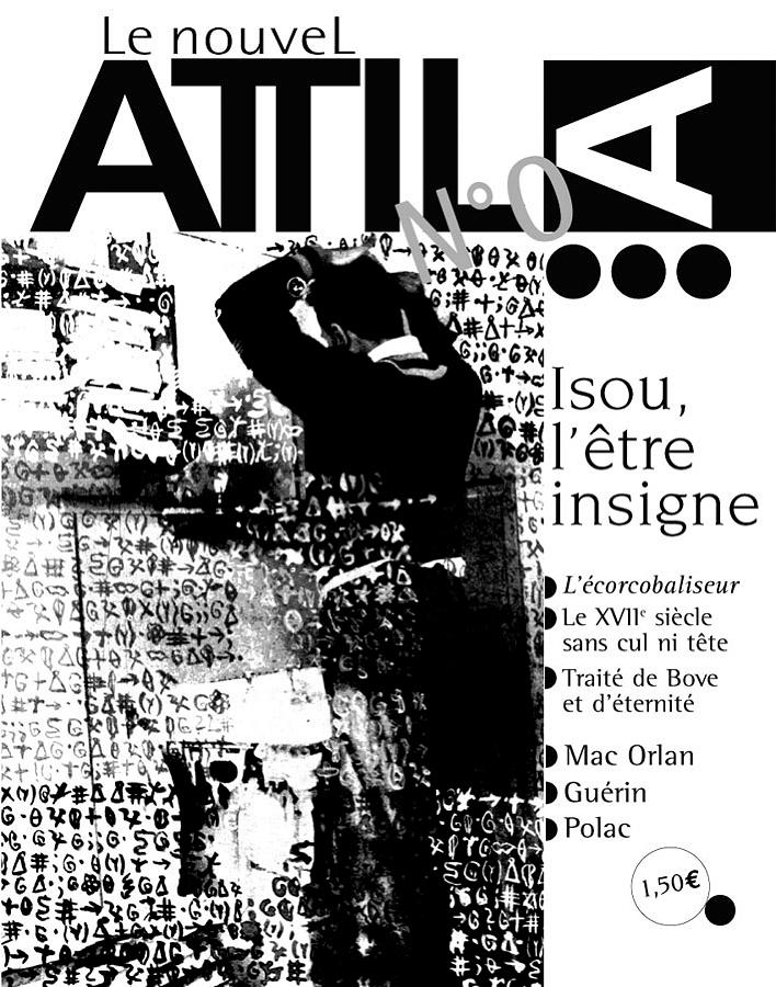 revue Le Nouvel Attila n°0