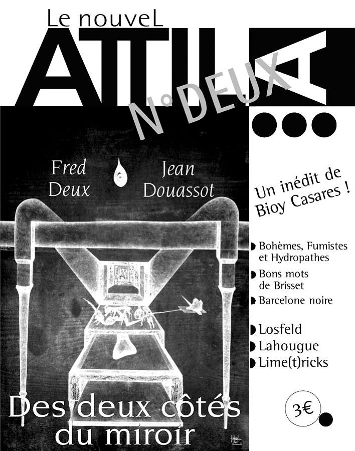 revue Le Nouvel Attila n°2