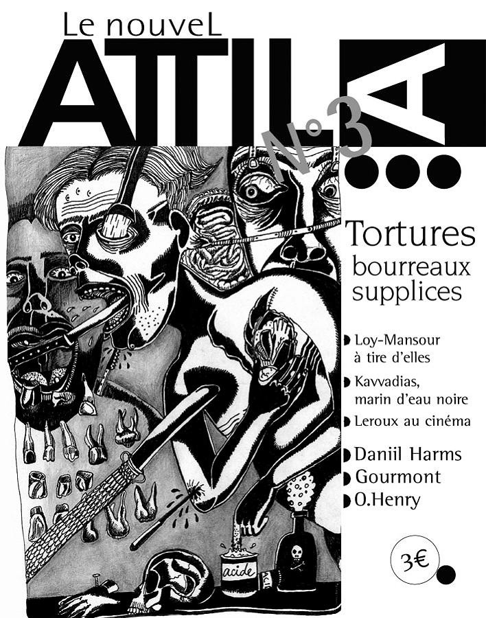 revue Le Nouvel Attila n°3