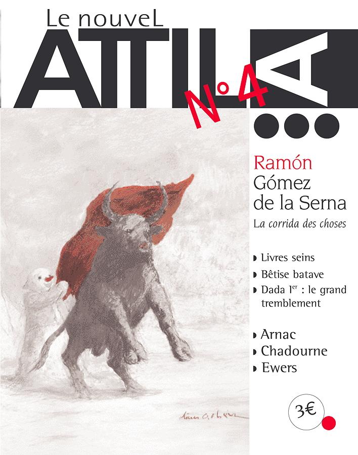 revue Le Nouvel Attila n°4