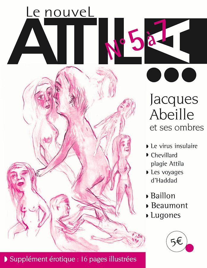 revue Le Nouvel Attila n°5-7