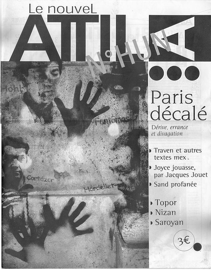 revue Le Nouvel Attila n°HUN
